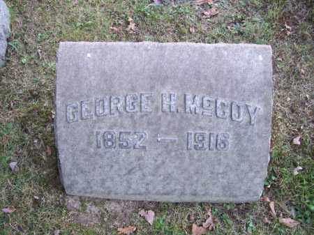 MCCOY, GEORGE H. - Columbiana County, Ohio | GEORGE H. MCCOY - Ohio Gravestone Photos