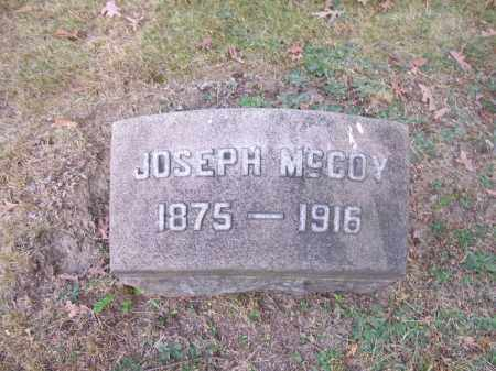 MCCOY, JOSEPH - Columbiana County, Ohio | JOSEPH MCCOY - Ohio Gravestone Photos