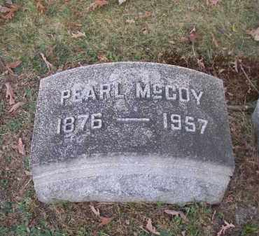 MCCOY, PEARL - Columbiana County, Ohio | PEARL MCCOY - Ohio Gravestone Photos