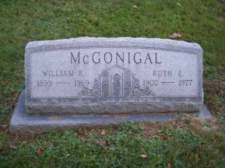 MCGONIGAL, RUTH E. - Columbiana County, Ohio | RUTH E. MCGONIGAL - Ohio Gravestone Photos