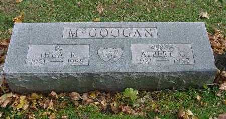 MCGOOGAN, IHLA RAE - Columbiana County, Ohio | IHLA RAE MCGOOGAN - Ohio Gravestone Photos