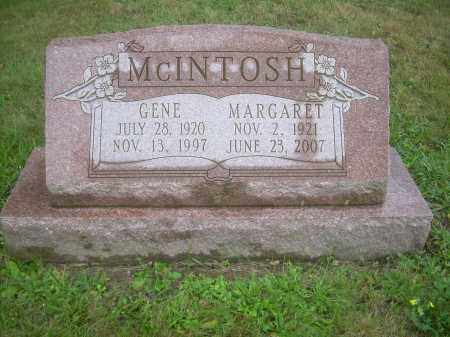 MCINTOSH, GENE - Columbiana County, Ohio | GENE MCINTOSH - Ohio Gravestone Photos