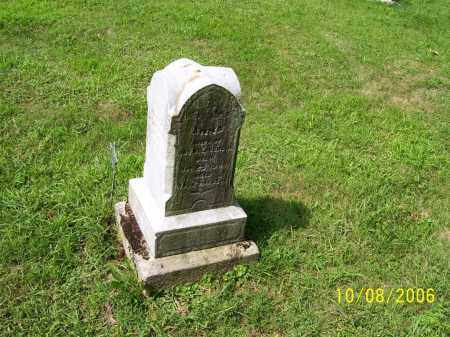 TUCKER MCLAUGHLIN, ANNA - Columbiana County, Ohio | ANNA TUCKER MCLAUGHLIN - Ohio Gravestone Photos