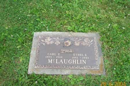 MCLAUGHLIN, CARL - Columbiana County, Ohio | CARL MCLAUGHLIN - Ohio Gravestone Photos