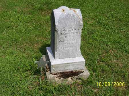 MCLAUGHLIN, JAMES - Columbiana County, Ohio | JAMES MCLAUGHLIN - Ohio Gravestone Photos