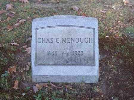 MENOUGH, CHAS. C. - Columbiana County, Ohio | CHAS. C. MENOUGH - Ohio Gravestone Photos