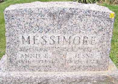 GAMBLE MESSIMORE, ANNIE - Columbiana County, Ohio | ANNIE GAMBLE MESSIMORE - Ohio Gravestone Photos