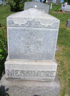 MESSIMORE, LEVI - Columbiana County, Ohio | LEVI MESSIMORE - Ohio Gravestone Photos