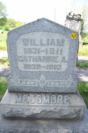MESSMORE, WILLIAM - Columbiana County, Ohio | WILLIAM MESSMORE - Ohio Gravestone Photos