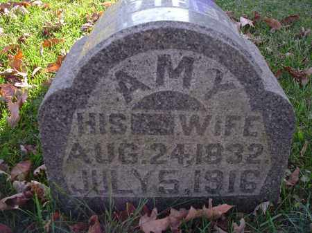 VANFOSSAN MICK, AMY - Columbiana County, Ohio | AMY VANFOSSAN MICK - Ohio Gravestone Photos