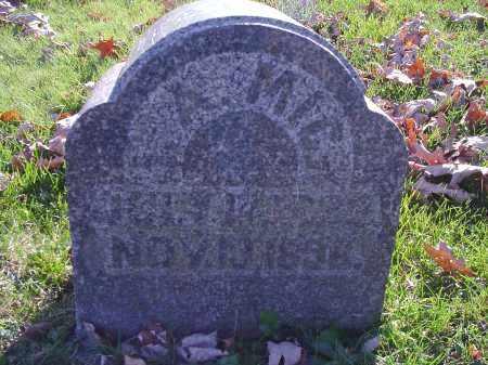 MICK, JONATHAN A - Columbiana County, Ohio | JONATHAN A MICK - Ohio Gravestone Photos