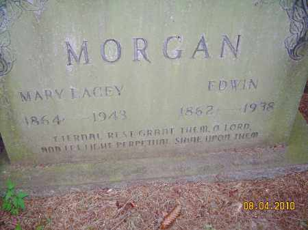 LACEY MORGAN, MARY - Columbiana County, Ohio | MARY LACEY MORGAN - Ohio Gravestone Photos