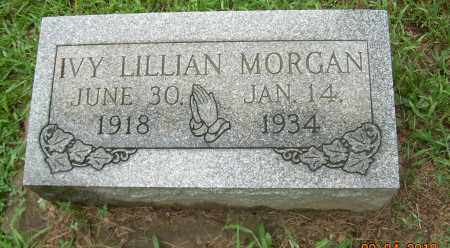 MORGAN, IVY LILLIAN - Columbiana County, Ohio | IVY LILLIAN MORGAN - Ohio Gravestone Photos