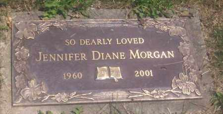 MORGAN, JENNIFER - Columbiana County, Ohio | JENNIFER MORGAN - Ohio Gravestone Photos