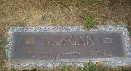 MORGAN, MANLEY - Columbiana County, Ohio | MANLEY MORGAN - Ohio Gravestone Photos