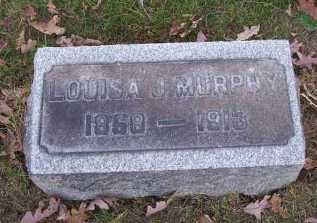 MURPHY, LOUISA J. - Columbiana County, Ohio | LOUISA J. MURPHY - Ohio Gravestone Photos