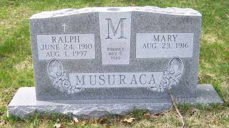MUSURACA, MARY - Columbiana County, Ohio | MARY MUSURACA - Ohio Gravestone Photos