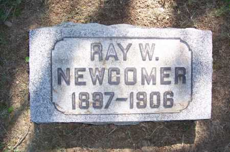 NEWCOMER, RAY W. - Columbiana County, Ohio | RAY W. NEWCOMER - Ohio Gravestone Photos