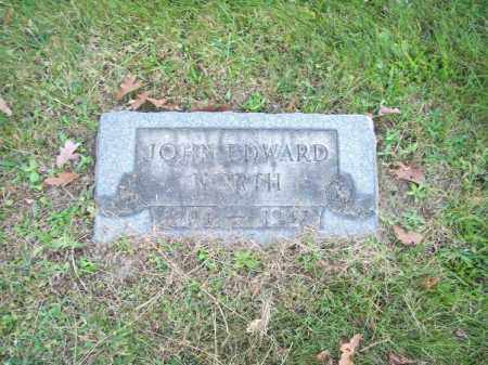 NORTH, JOHN EDWARD - Columbiana County, Ohio | JOHN EDWARD NORTH - Ohio Gravestone Photos