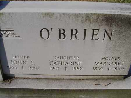 O'BRIEN, MARGARET - Columbiana County, Ohio | MARGARET O'BRIEN - Ohio Gravestone Photos