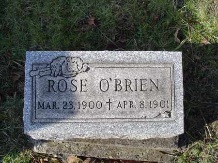 O'BRIEN, ROSE - Columbiana County, Ohio | ROSE O'BRIEN - Ohio Gravestone Photos
