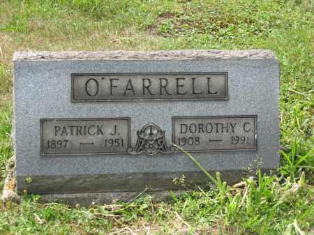 O'FARRELL, PATRICK J. - Columbiana County, Ohio | PATRICK J. O'FARRELL - Ohio Gravestone Photos