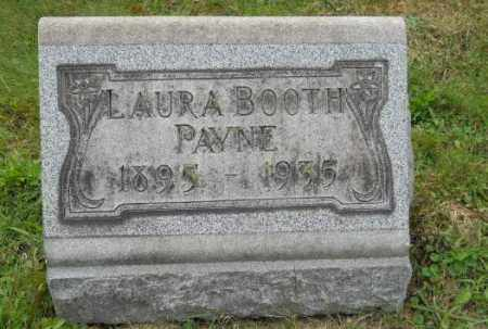 PAYNE, LAURA A - Columbiana County, Ohio | LAURA A PAYNE - Ohio Gravestone Photos