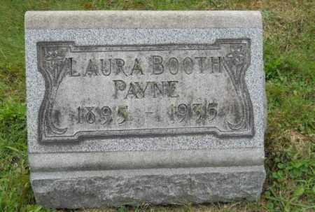 BOOTH PAYNE, LAURA A - Columbiana County, Ohio | LAURA A BOOTH PAYNE - Ohio Gravestone Photos
