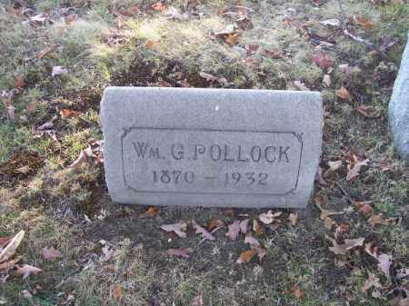 POLLOCK, WM G. - Columbiana County, Ohio | WM G. POLLOCK - Ohio Gravestone Photos