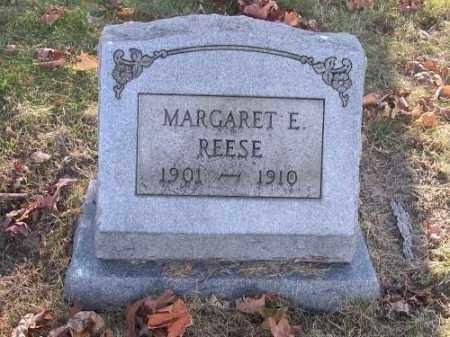 REESE, MARGARET E. - Columbiana County, Ohio | MARGARET E. REESE - Ohio Gravestone Photos