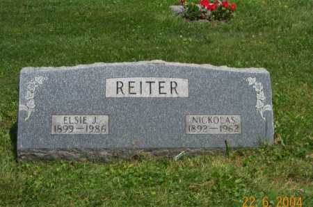 REITER, NICKOLAS - Columbiana County, Ohio | NICKOLAS REITER - Ohio Gravestone Photos