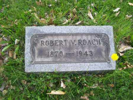 ROACH, ROBERT VANDUCEN - Columbiana County, Ohio | ROBERT VANDUCEN ROACH - Ohio Gravestone Photos