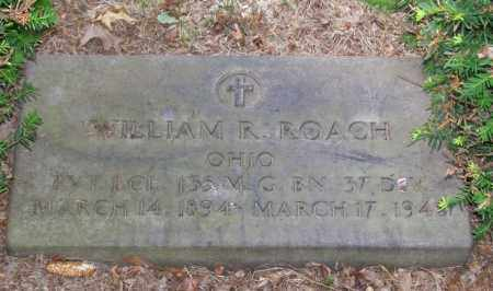 ROACH, WILLIAM ROBERT - Columbiana County, Ohio | WILLIAM ROBERT ROACH - Ohio Gravestone Photos