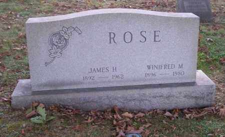 ROSE, JAMES H. - Columbiana County, Ohio | JAMES H. ROSE - Ohio Gravestone Photos