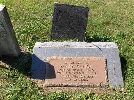 SANOR (ZEYNOR), MARIA BARBARA - Columbiana County, Ohio | MARIA BARBARA SANOR (ZEYNOR) - Ohio Gravestone Photos