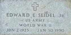 SEIDEL, EDWARD - Columbiana County, Ohio | EDWARD SEIDEL - Ohio Gravestone Photos