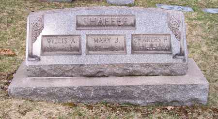 SHAFFER, WILLIS A. - Columbiana County, Ohio | WILLIS A. SHAFFER - Ohio Gravestone Photos