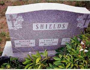 SHIELDS, VIOLET - Columbiana County, Ohio | VIOLET SHIELDS - Ohio Gravestone Photos
