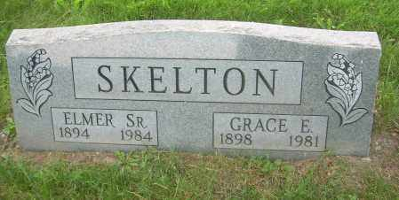 SKELTON, GRACE E - Columbiana County, Ohio | GRACE E SKELTON - Ohio Gravestone Photos
