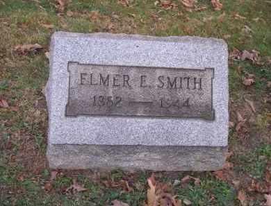 SMITH, ELMER E. - Columbiana County, Ohio | ELMER E. SMITH - Ohio Gravestone Photos