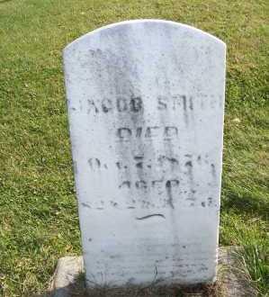 SMITH, JACOB - Columbiana County, Ohio | JACOB SMITH - Ohio Gravestone Photos