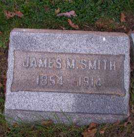 SMITH, JAMES M. - Columbiana County, Ohio | JAMES M. SMITH - Ohio Gravestone Photos