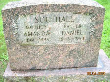SOUTHALL, AMANDA - Columbiana County, Ohio | AMANDA SOUTHALL - Ohio Gravestone Photos