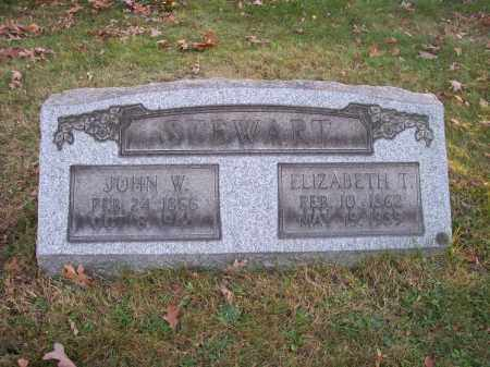 TURNBULL STEWART, ELIZABETH T. - Columbiana County, Ohio | ELIZABETH T. TURNBULL STEWART - Ohio Gravestone Photos