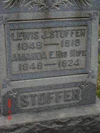 STOFFER, LEWIS - Columbiana County, Ohio | LEWIS STOFFER - Ohio Gravestone Photos