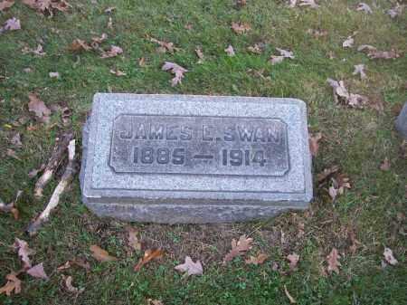 SWAN, JAMES E. - Columbiana County, Ohio | JAMES E. SWAN - Ohio Gravestone Photos