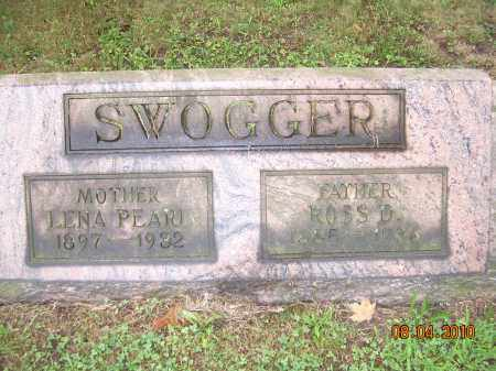 SWOGGER, ROSS D - Columbiana County, Ohio | ROSS D SWOGGER - Ohio Gravestone Photos