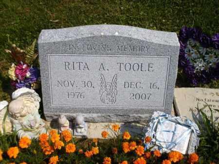 KOROSY TOOLE, RITA ANN IRENE - Columbiana County, Ohio | RITA ANN IRENE KOROSY TOOLE - Ohio Gravestone Photos