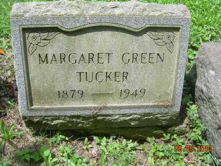 BAILEY TUCKER, MARGARET GREEN - Columbiana County, Ohio | MARGARET GREEN BAILEY TUCKER - Ohio Gravestone Photos