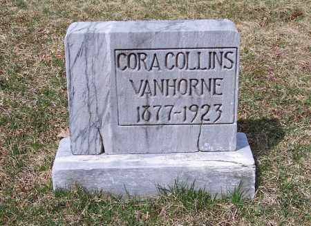 VANHORNE, CORA COLLINS - Columbiana County, Ohio | CORA COLLINS VANHORNE - Ohio Gravestone Photos
